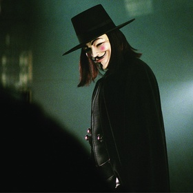 Learn the V for Vendetta speech - Bucket List Ideas