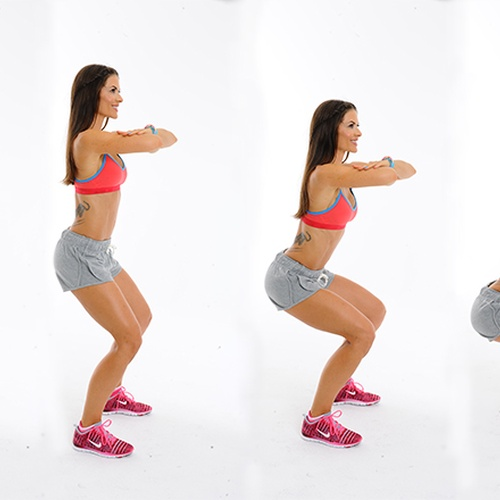 Complete a '30 Day Squat Challenge' - Bucket List Ideas