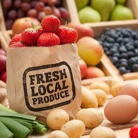 Eat organic - Bucket List Ideas