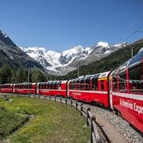 Travel with Glacier Express - Bucket List Ideas