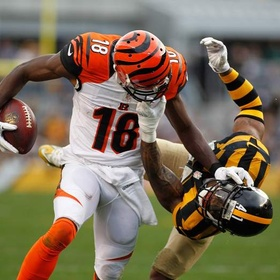 Bengals vs. Steelers Football - Bucket List Ideas