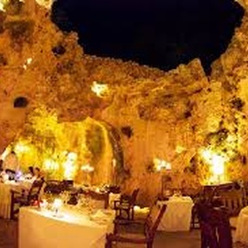 Eat at Ali Barbours Cave Restaurant - Bucket List Ideas