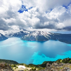See Garibaldi Lake, Canada - Bucket List Ideas