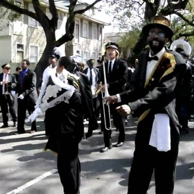 Attend a New Orleans Funeral - Bucket List Ideas