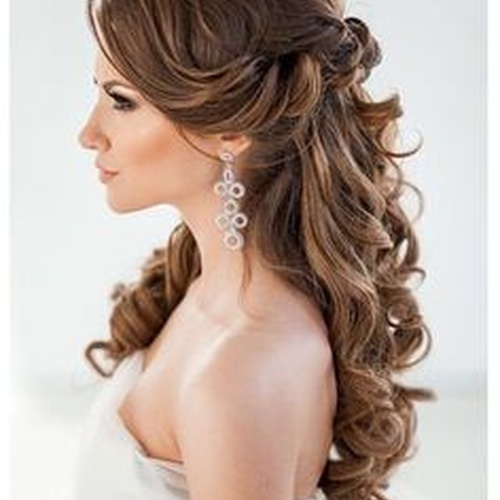 Curl My Hair For a Wedding - Bucket List Ideas
