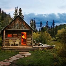 Stay in a cabin in San Juan National Park - Bucket List Ideas