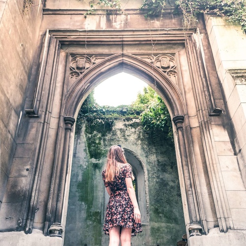 Visit The Ruins of St. Dunstan-in-the-East - Bucket List Ideas