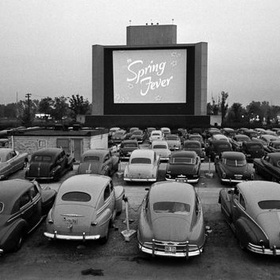 Watch a Movie at a Drive-In Theater - Bucket List Ideas