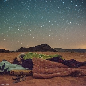 Sleep under the Stars - Bucket List Ideas