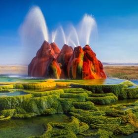 See Fly Geysir, Nevada - Bucket List Ideas