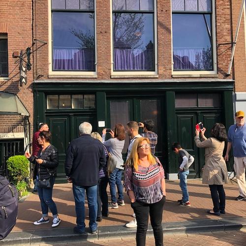 Visit Anne Frank's House - Bucket List Ideas