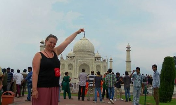 See the Taj Mahal - Bucket List Ideas