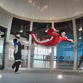 Indoor skydive - Bucket List Ideas