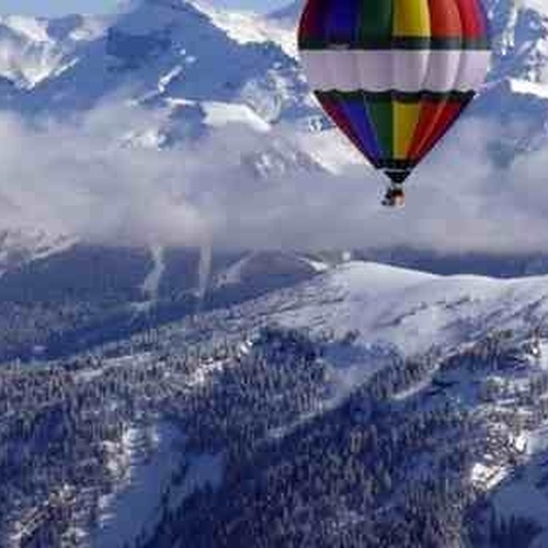 Take a balloon tour in another country - Bucket List Ideas