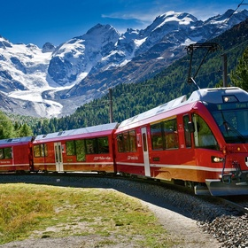 Travel Europe via Interrail - Bucket List Ideas