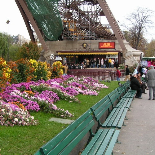 Climb to the top of the Eiffel Tower - Bucket List Ideas