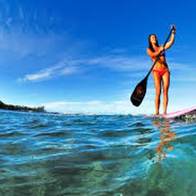 Try Stand-Up Paddle - Bucket List Ideas