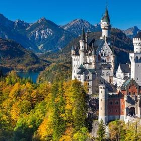 Visit Neuschwanstein Castle, Germany - Bucket List Ideas