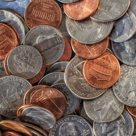 Save All of My Change for a Year - Bucket List Ideas