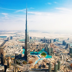 Visit Dubai - Bucket List Ideas