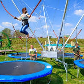 ⚜️Jump on a Bungee Trampoline/ EuroBungy - Bucket List Ideas
