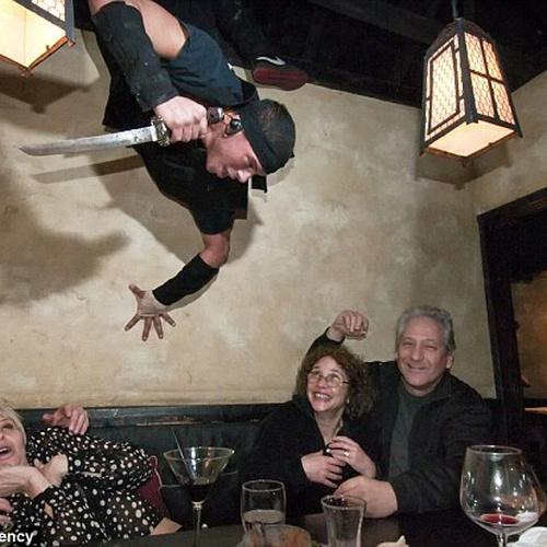 🍴 Eat at Ninja New York, NY - Bucket List Ideas