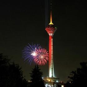 Go to Tehran's Milad Tower - Bucket List Ideas