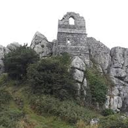 Visit Roche Rock Hermitage ruins ~England - Bucket List Ideas