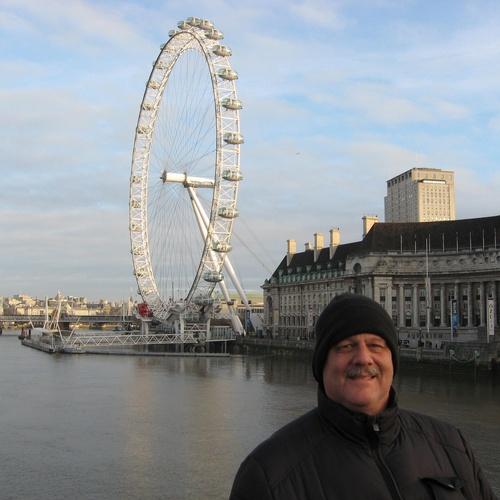 Ride 'The London Eye' - Bucket List Ideas