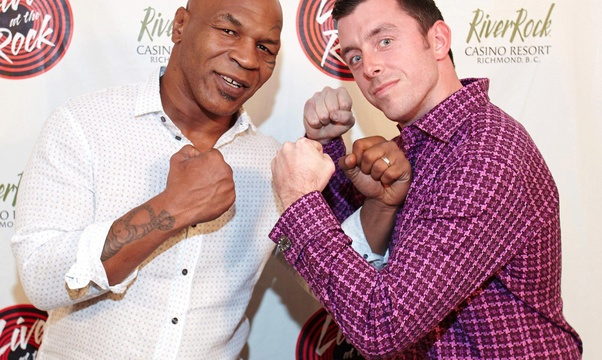 Meet Mike Tyson - Bucket List Ideas
