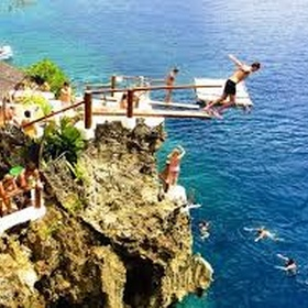 Jump off  Ariel's Point -Boracay ~ Philippines - Bucket List Ideas