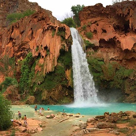 Go to Havasupai Falls - Bucket List Ideas