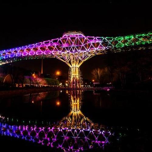 Go to bridge the nature of Tehran - Bucket List Ideas