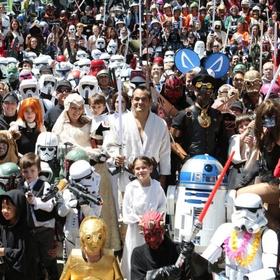 Go to Star Wars Celebration - Bucket List Ideas
