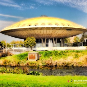 Visit Arts & Design Exhibition in Evoluon - Bucket List Ideas