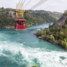 Take a ride on the Whirlpool Aero Car near Niagara Falls - Bucket List Ideas