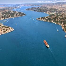 Cross the Bosphorus Strait - Bucket List Ideas