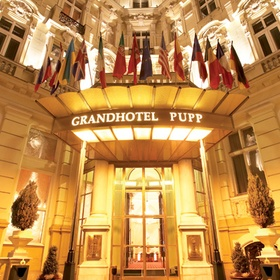 Travel to Karlovy Vary (Carlsbad) and stay at the Grand Hotel Pupp - Bucket List Ideas