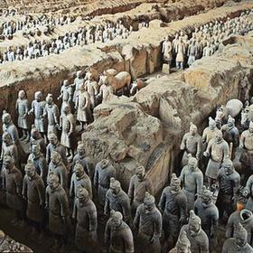 China - see the Terracotta Warriors - Bucket List Ideas