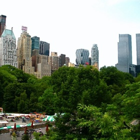Have a Picnic in Central Park - Bucket List Ideas