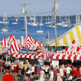 Go to the Maine Lobster Festival - Bucket List Ideas