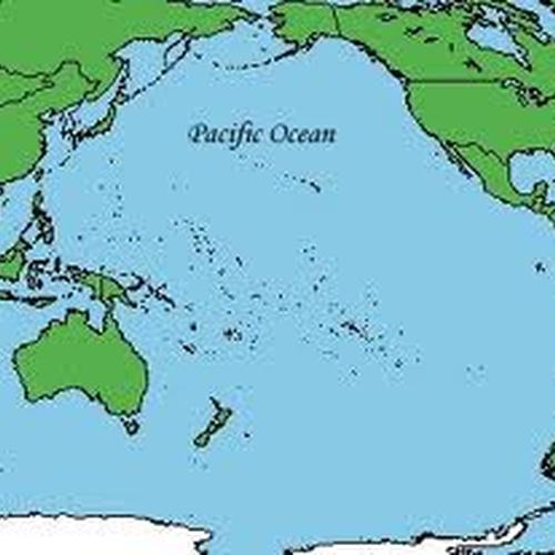 Swim in the Pacific ocean - Bucket List Ideas