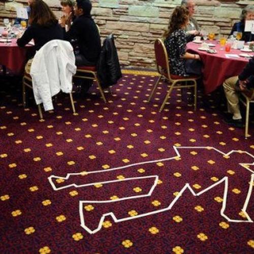 ⚜️Attend a Murder Mystery Dinner - Bucket List Ideas