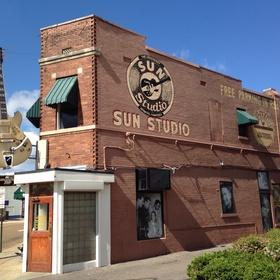 Visit Sun Studio - Bucket List Ideas