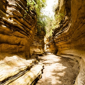 Get lost in the canyons of Hell's gate in Kenya - Bucket List Ideas
