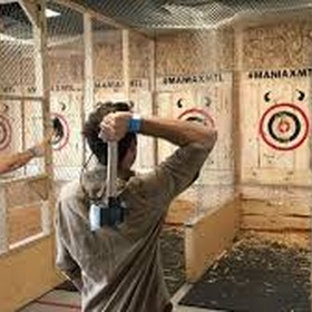 Try ax throwing - Bucket List Ideas