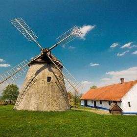 Visit Windmill in Kuželov, Czech Republic - Bucket List Ideas