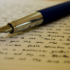Make a list of the top 5 people who have positively influenced me and then write them a letter - Bucket List Ideas