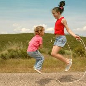 Jump Rope With Another Person - Bucket List Ideas