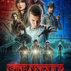 Watch Every Episode of Stranger Things - Bucket List Ideas